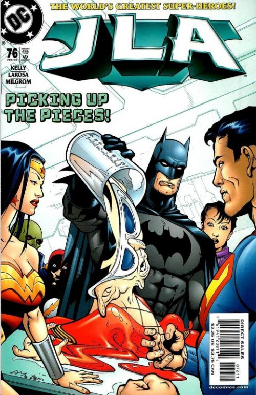JLA issue 76
