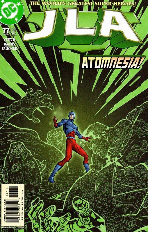 JLA issue 77