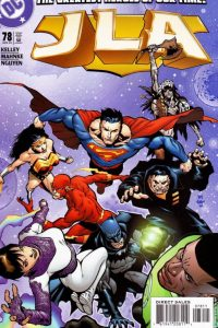 JLA issue 78