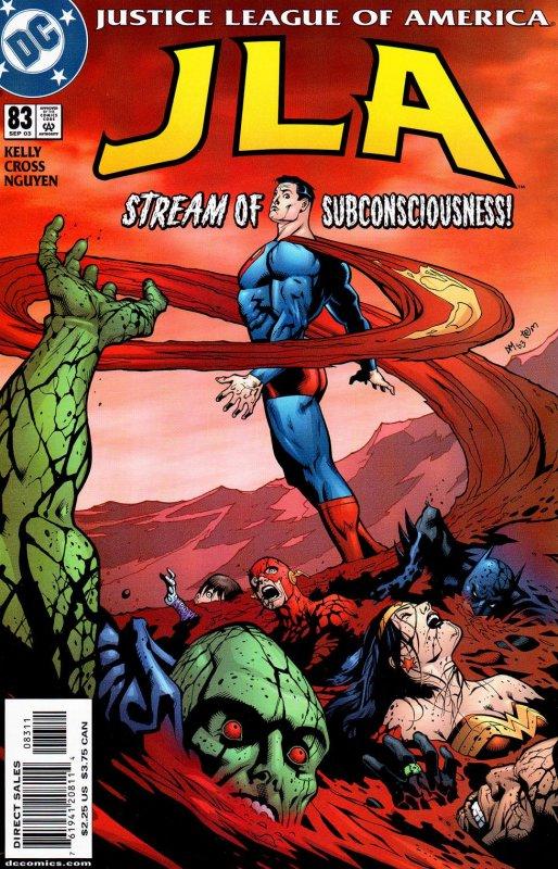 JLA issue 83