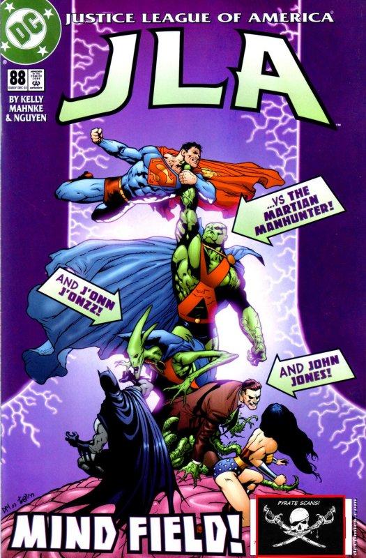 JLA issue 88