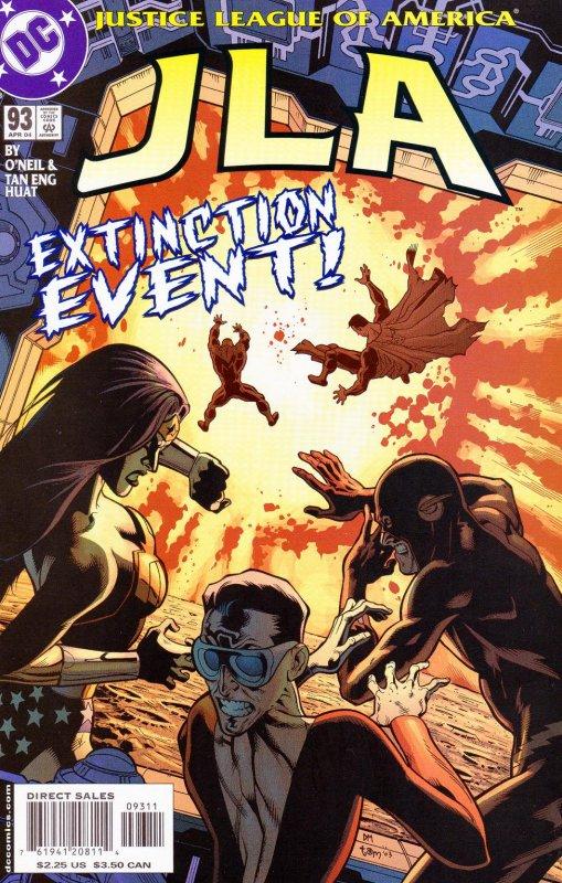 JLA issue 93