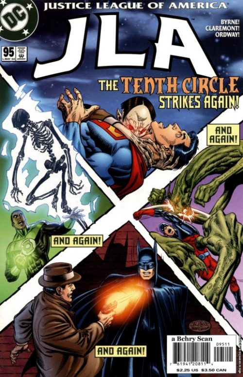 JLA issue 95