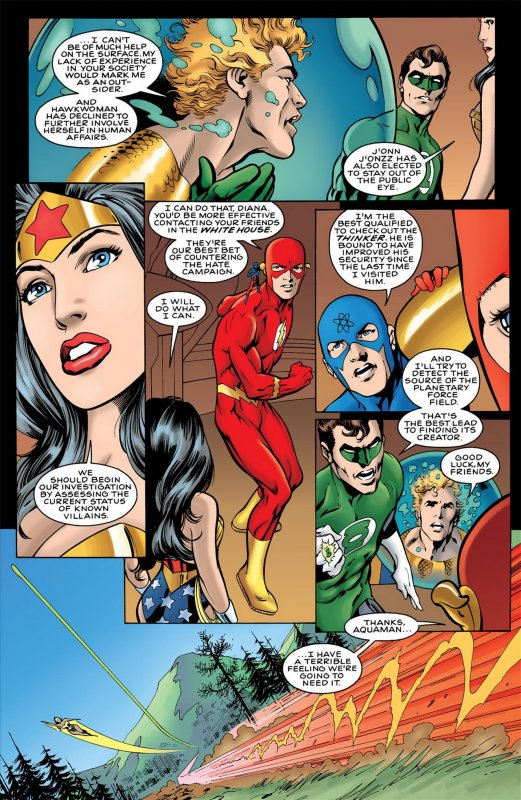 Justice League The Nail - 2 - Amazon Archives