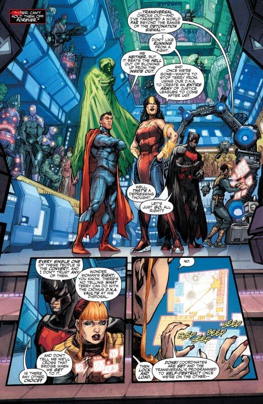 Justice League 3000 9 Archives