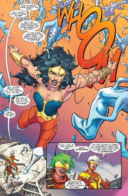 Justice League 3001 9 Archives