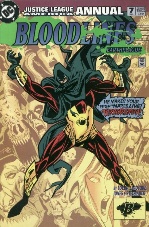 Justice League America Annual issue 7