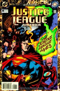 Justice League America Annual issue 8
