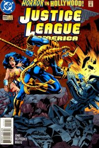 Justice League America issue 111