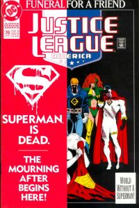 Justice League America issue 70