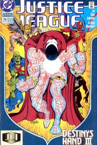 Justice League America issue 74