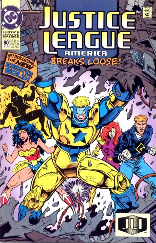 Justice League of America issue 80