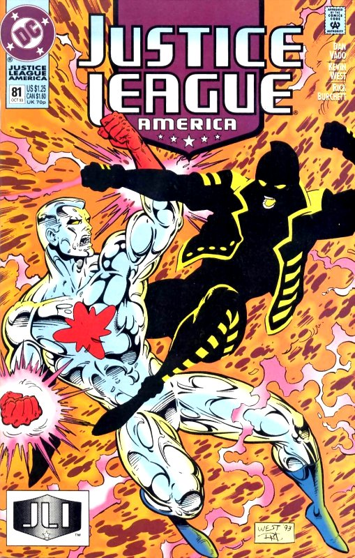 Justice League of America issue 81