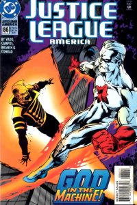 Justice League America issue 86