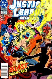 Justice League America issue 97