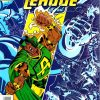 Justice League International issue 66