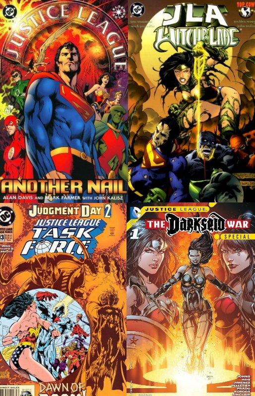 Justice League Miscellaneous