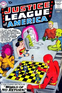 Justice League of America Volume One issue 1