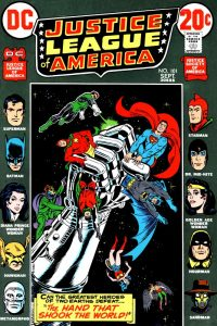 Justice league of America volume one issue 101