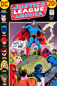 Justice League of America volume one issue 102