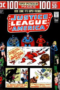 Justice League of America volume one issue 110