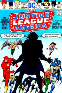 Justice League of America volume one issue 123