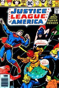 Justice League of America volume one issue 133