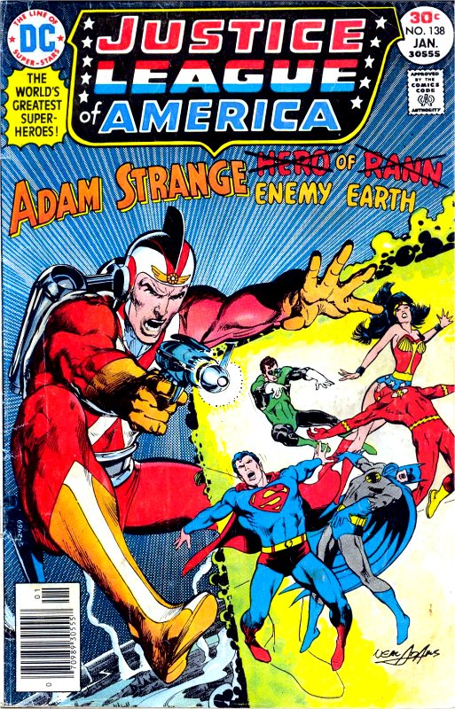 Justice League of America volume one issue 138