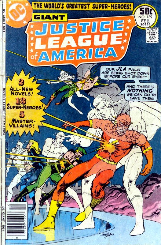 Justice League of America volume one issue 139