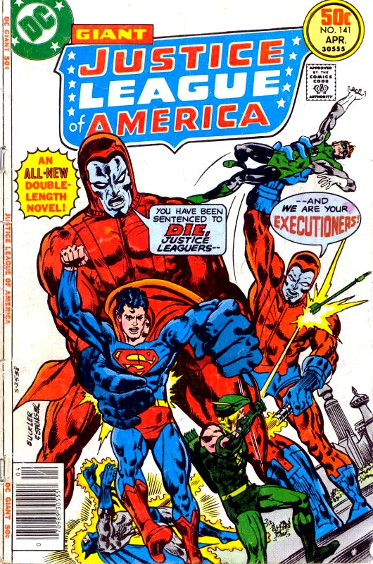 Justice League of America volume one issue 141