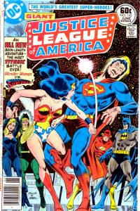 Justice League of America volume one issue 143