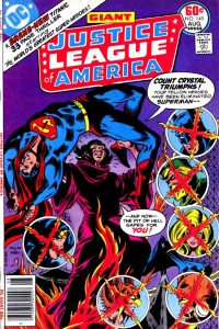 Justice League of America volume one issue 145