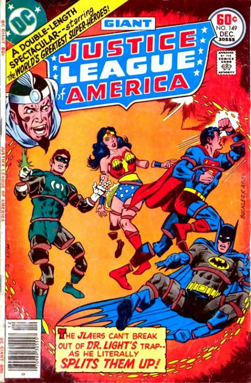 Justice League of America volume one issue 149