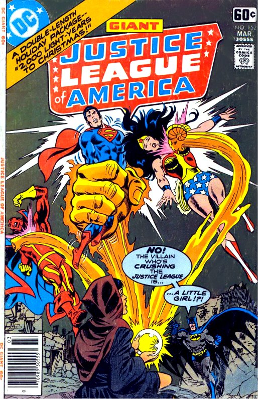 Justice league of America volume one issue 152