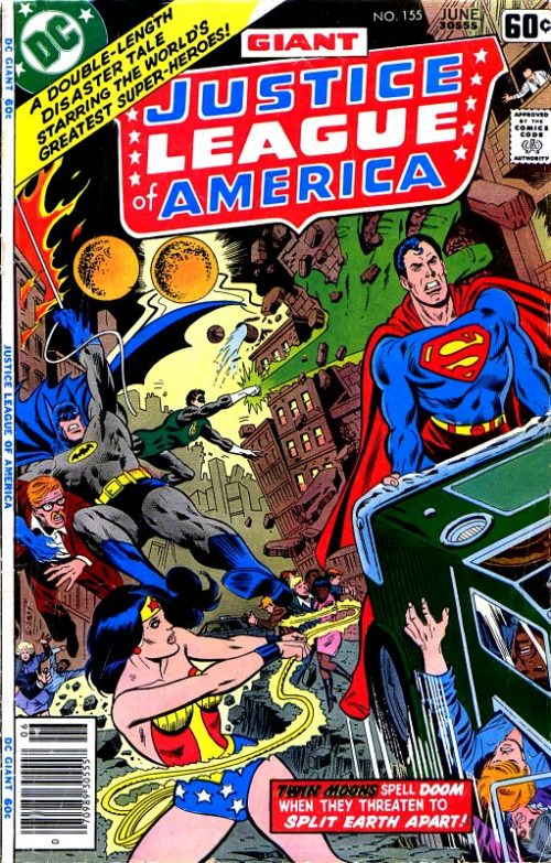 Justice league of America volume one issue 155