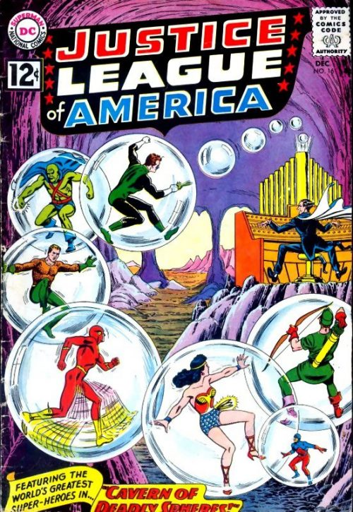 Justice League of America volume one issue 16