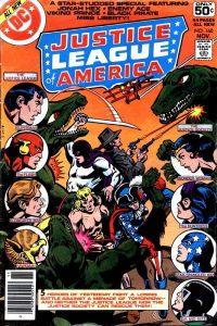 Justice League of America volume one issue 160