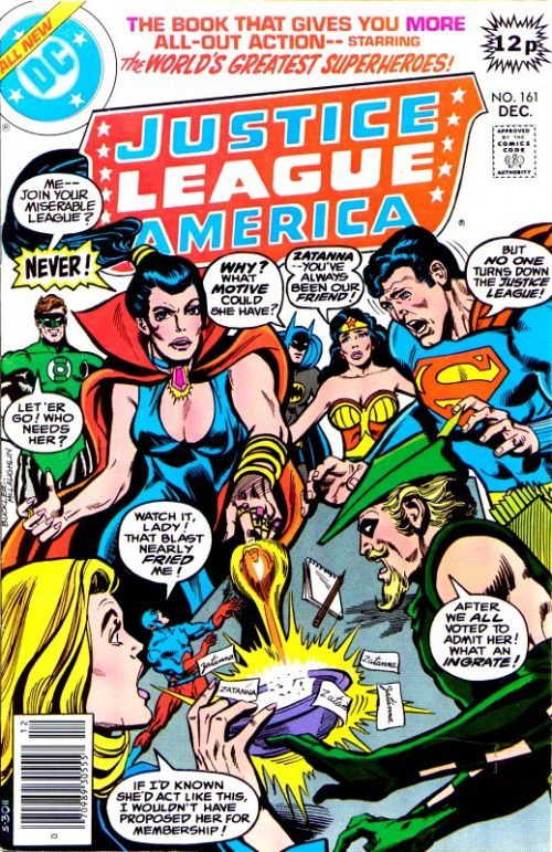 Justice League of America volume one issue 161