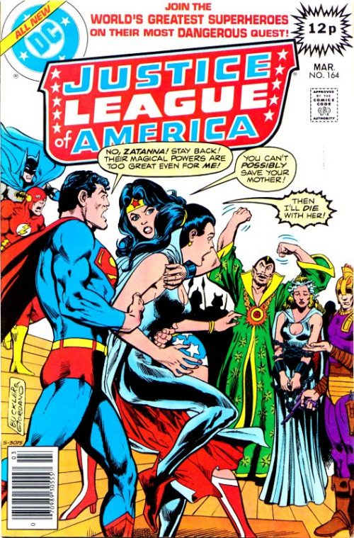 Justice League of America volume one issue 164