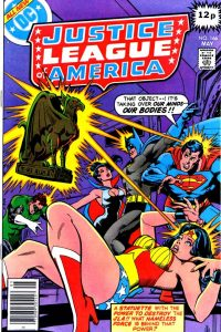 Justice League of America volume one issue 166