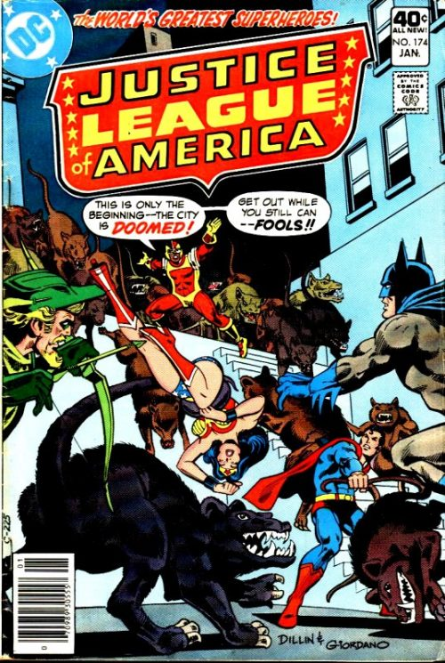 Justice League of America volume one issue 174