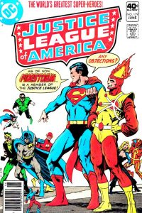 Justice League of America volume one issue 179