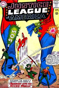 Justice League of America volume one issue 18