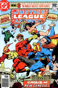 Justice League of America volume one issue 183