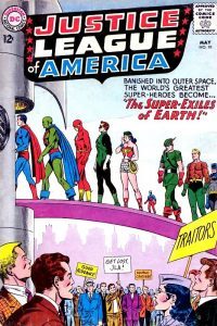 Justice League of America volume one issue 19