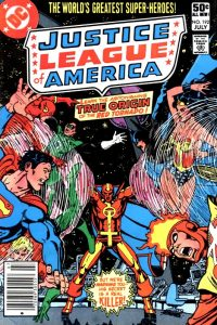 Justice League of America volume one issue 192