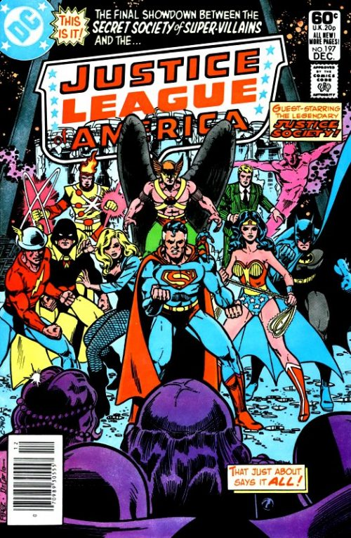 Justice League of America volume one issue 197