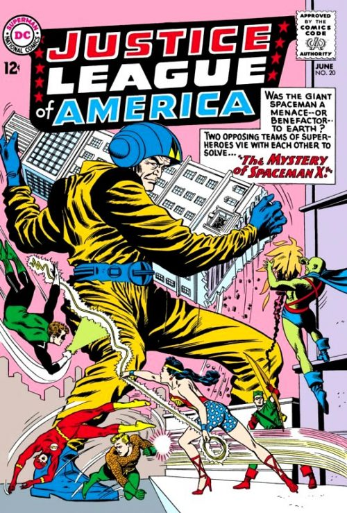 Justice League of America volume one issue 20