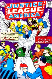 Justice League of America volume one issue 21