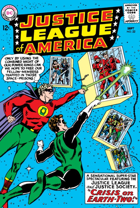 Justice League of America Volume one issue 22